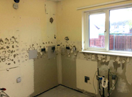 Kitchens Before - Ayrshire